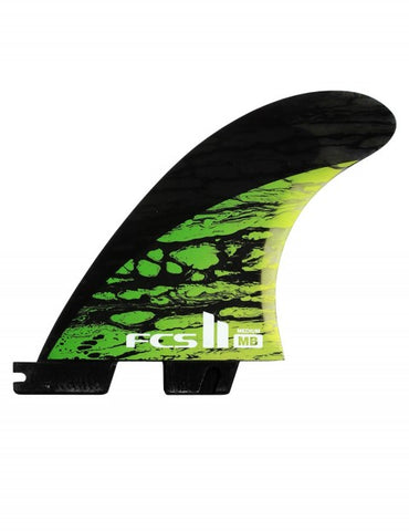 FCS II Matt Biolos/ Shaper Series/ PC Carbon/ Tri Fin