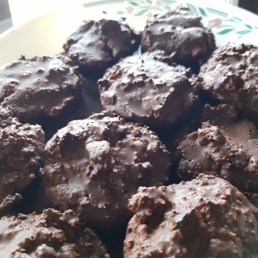 Cacao Protein Muffins