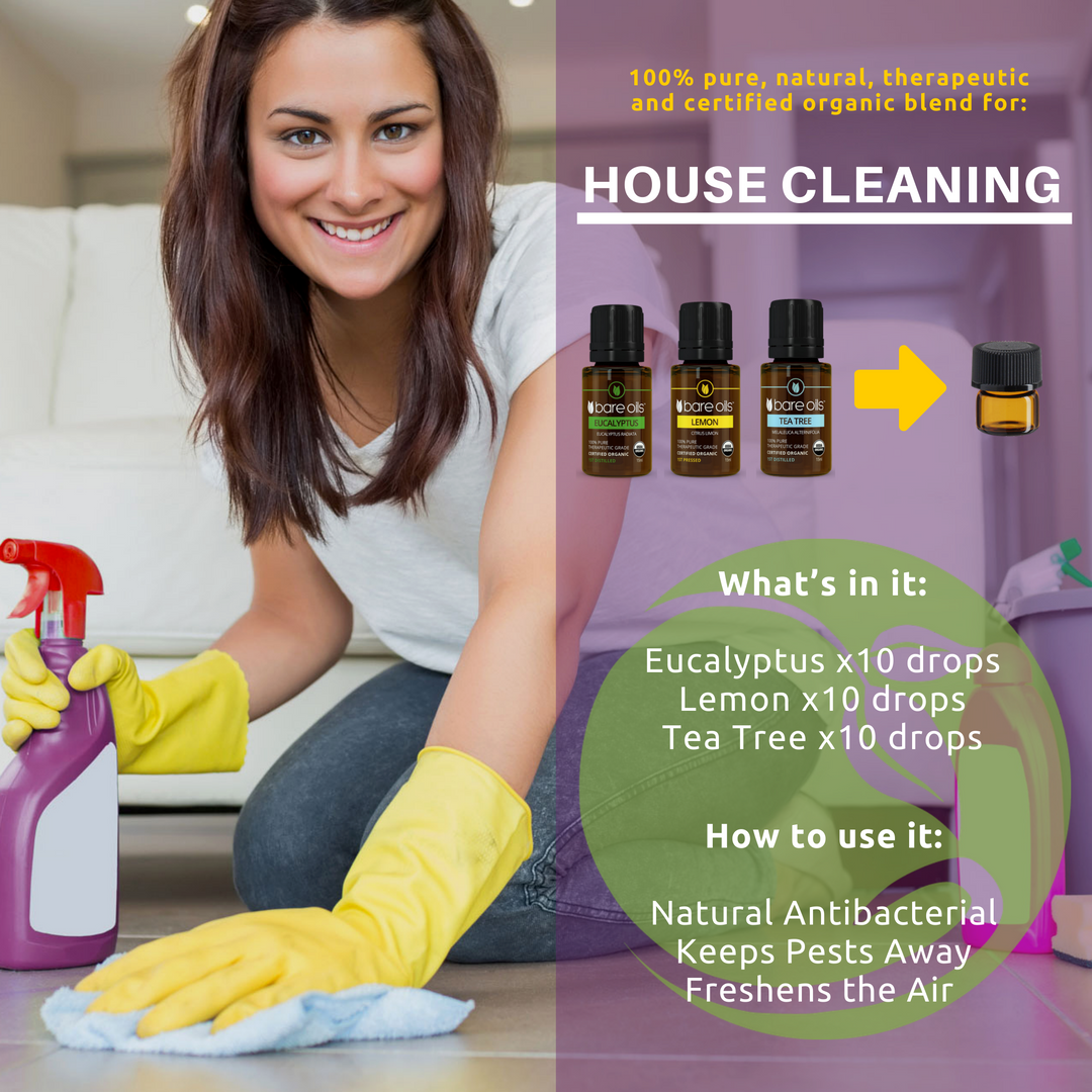 House Cleaning Blend