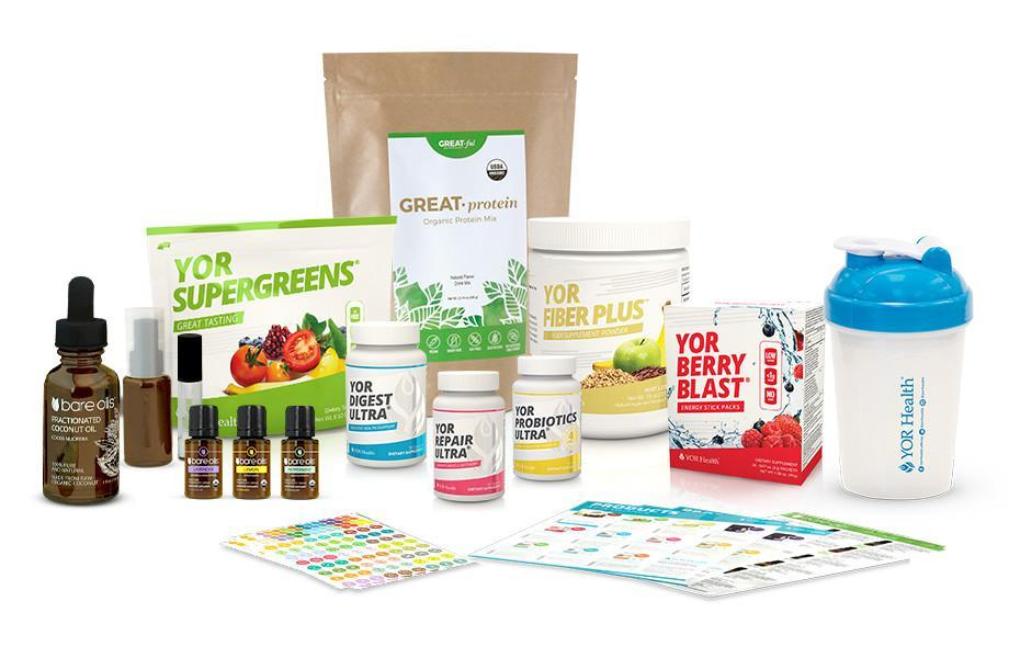 Go Green Complete Cleanse Set