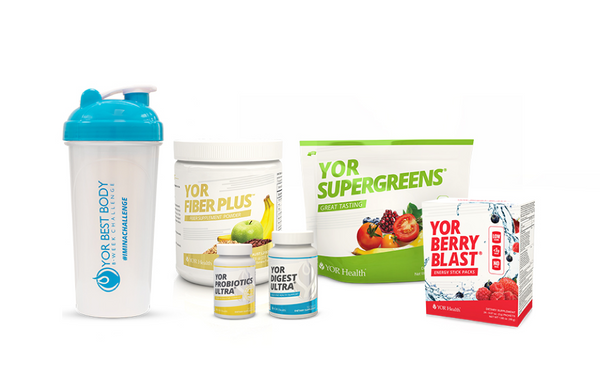 PLC Nutrition System (with Probiotics)