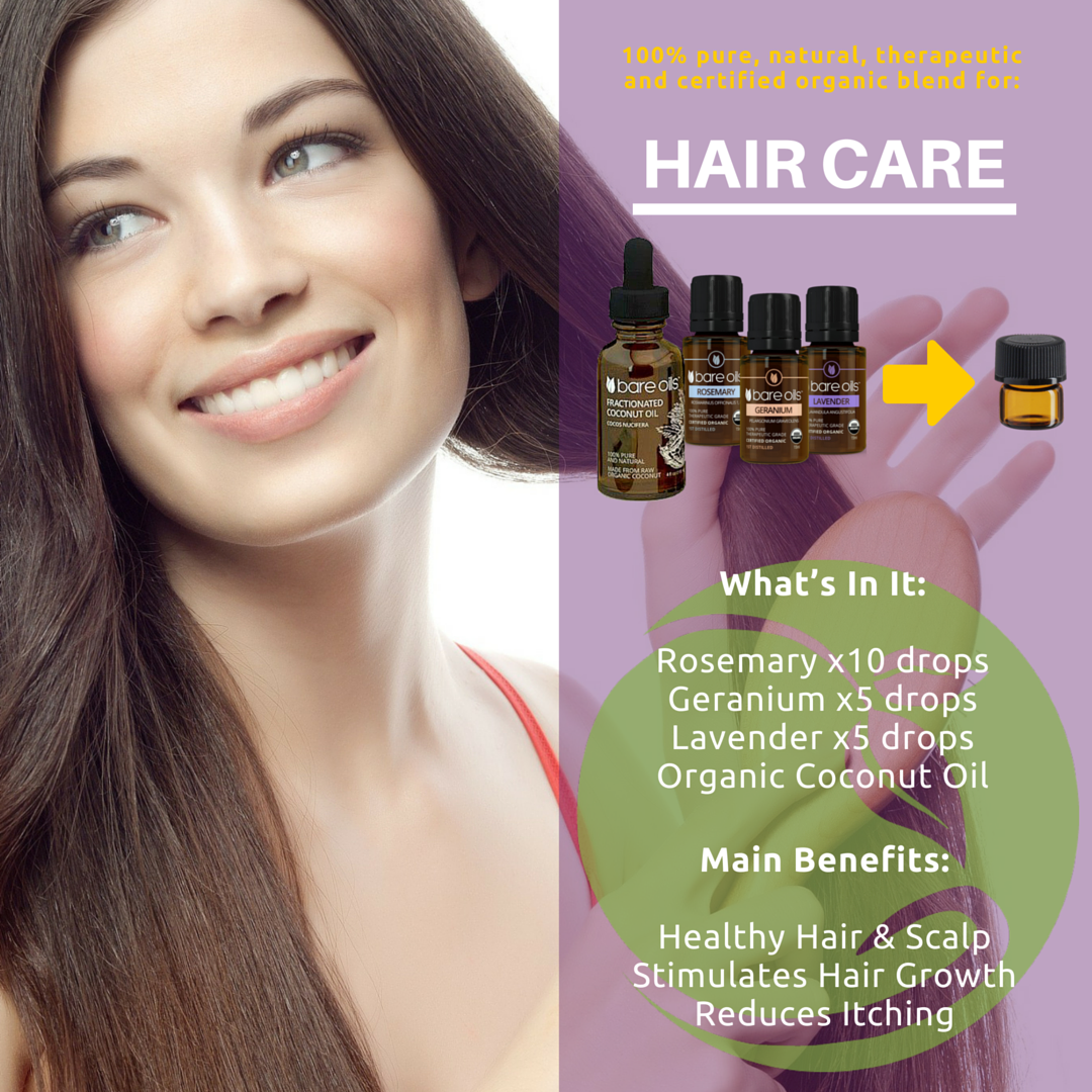 Hair Care Blend