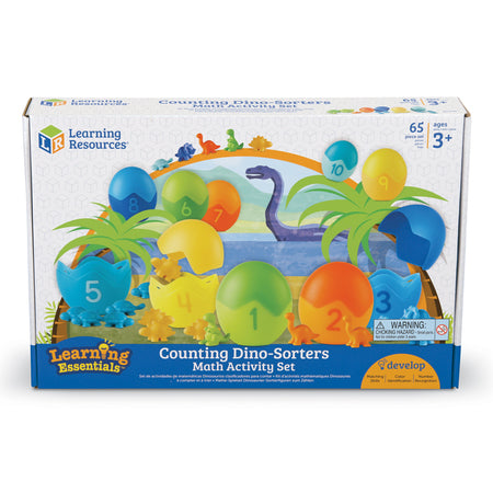 Toy of the week: Counting Dino-Sorters