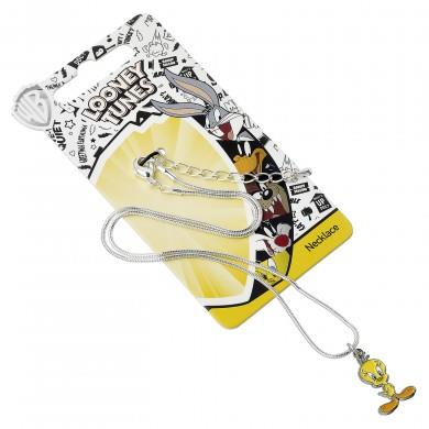 Looney Tunes Tweety Pie Necklace - Jouets LOL Toys