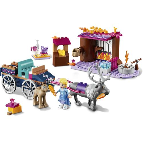 Lego Disney Frozen 2 Elsa's Wagon Adventure - 41166 - Jouets LOL Toys