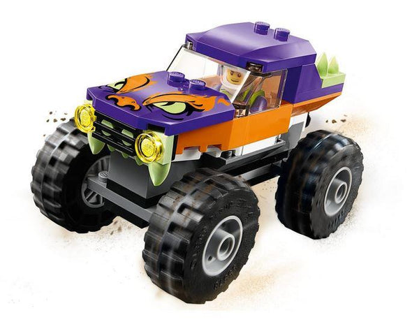 Lego City Monster Truck - 60251 - Jouets LOL Toys