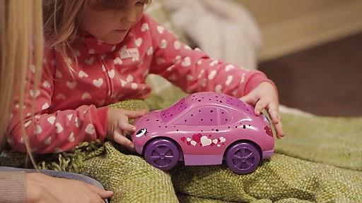 Cloud B Twilight Pink Hearts Carz - Jouets LOL Toys