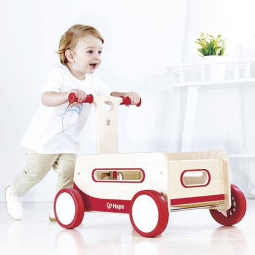Hape Classic Wooden Wagon - Jouets LOL Toys