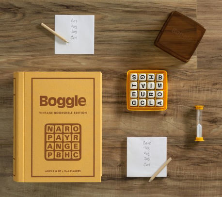 Boggle Linen Book - Jouets LOL Toys