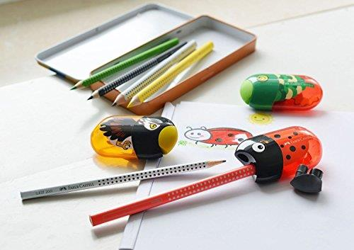 Faber Castell Sharpener with Eraser Fish - Jouets LOL Toys