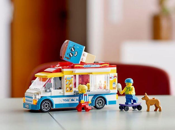 Lego City Ice Cream Truck - 60253 - Jouets LOL Toys