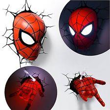 Spider-Man Hand Night Light - Jouets LOL Toys