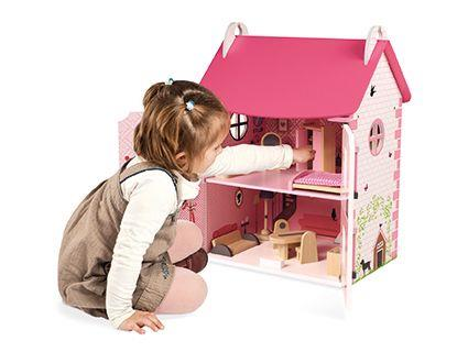 Janod Doll House - Jouets LOL Toys