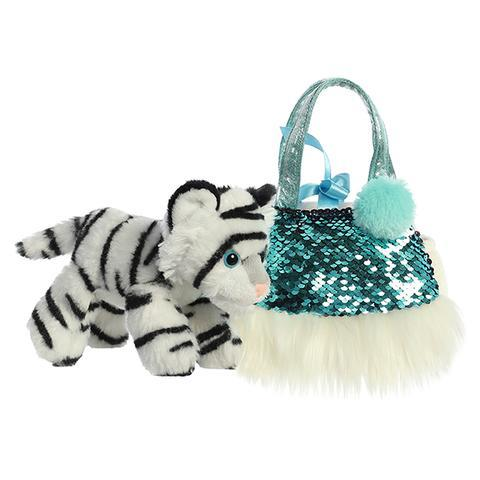 Aurora Fancy Pals Shimmers Tiger Blue - Jouets LOL Toys