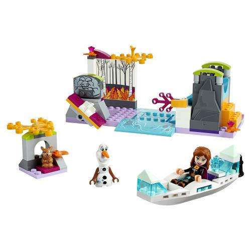 Lego Frozen 2 Anna's Canoe Expedition - 41165 - Jouets LOL Toys