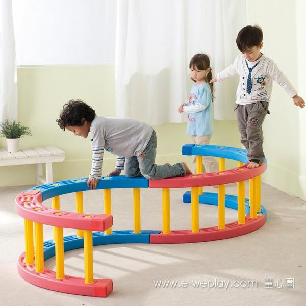 Weplay Go Go Balance Fun 4pcs - Jouets LOL Toys