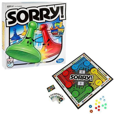 Sorry! (Bilingual) - Jouets LOL Toys