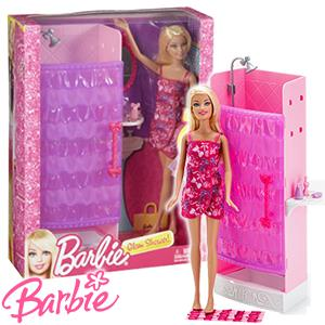 Barbie Glam Shower Playset - Jouets LOL Toys