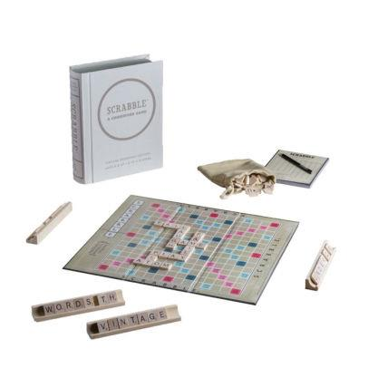 Scrabble Linen Book - Jouets LOL Toys