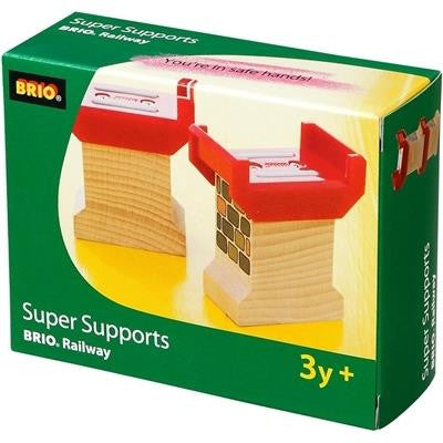 Brio Tracks Super Supports - Jouets LOL Toys