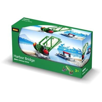 Brio Harbour Bridge - Jouets LOL Toys