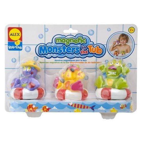 Alex Magnetic Monsters in the Tub - Jouets LOL Toys