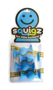 Squigz Doodle Light Blue Add On