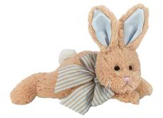 Bearington Bunny Tail Lullaby Brown/Blue