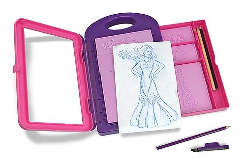 Melissa & Doug Fashion Design Activity Kit - Jouets LOL Toys