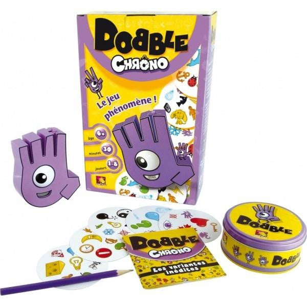 ASM Dobble Chrono - Jouets LOL Toys