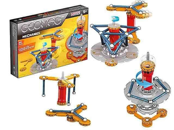 Geomag Mechanics 86PCS
