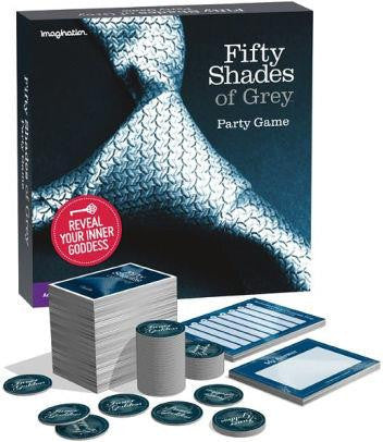 50 Shades of Grey Board Game - Jouets LOL Toys