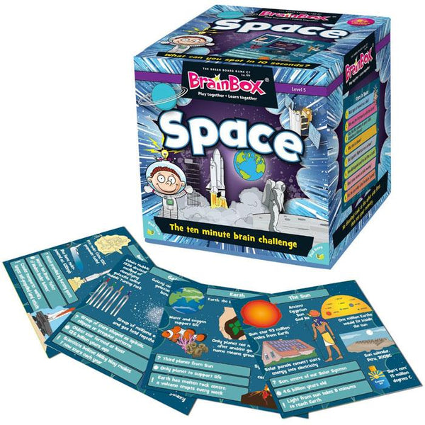 BrainBox Space (English) - Jouets LOL Toys
