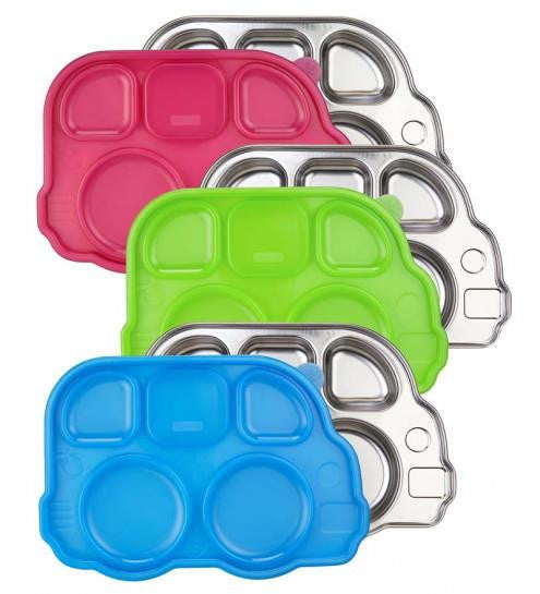 Stainless platter Blue - Jouets LOL Toys