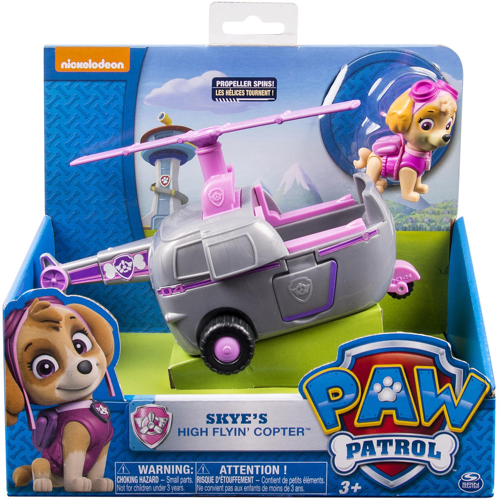 9f3d40c8b04 Paw Patrol Skye s Helicopter - Jouets LOL Toys