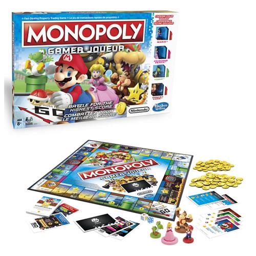 Monopoly Gamers - Jouets LOL Toys