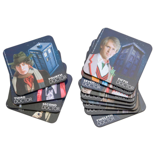 Doctor Who 13 Pcs Coaster Set - Jouets LOL Toys