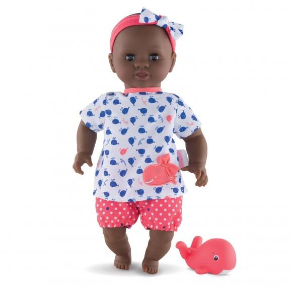 Corolle Bebe Bath Girl Graceful Doll - Jouets LOL Toys