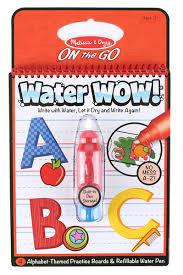 Water WOW! Alphabet - On the Go Travel Activity - Jouets LOL Toys