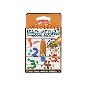 Water WOW! Numbers - On the Go Travel Activity  - Jouets LOL Toys