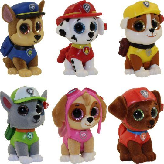 7fd4043ba78 TY Mini Boo s Mystery Collectibles Series Paw Patrol - Jouets LOL Toys