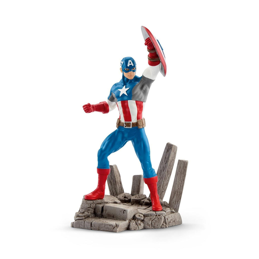 Marvel Captain America Figure #2 - Jouets LOL Toys