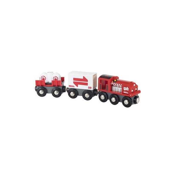 Brio Cargo Train - Jouets LOL Toys