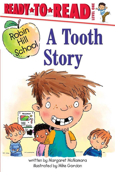 A Tooth Story Book - Jouets LOL Toys
