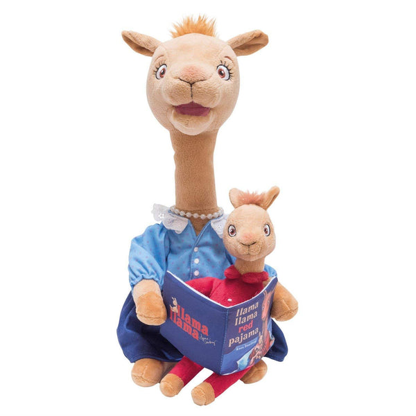 Cuddle Barn Mama Llama Animated Plush - Jouets LOL Toys
