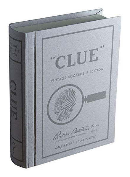 Clue Linen Book - Jouets LOL Toys