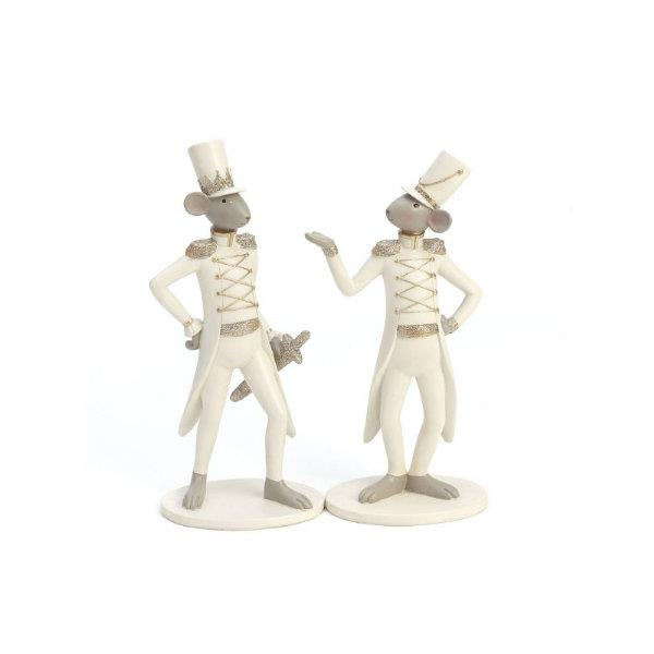 Mouse Soldiers Figurines (Set of 2) - Jouets LOL Toys