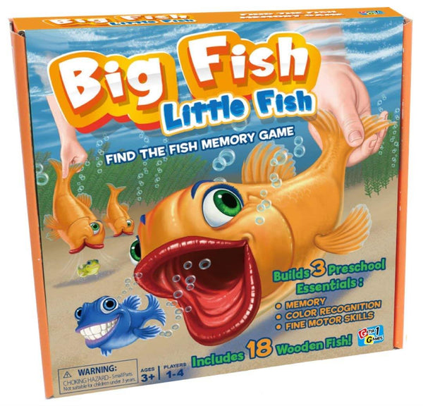 Gladius Big Fish Little Fish - Jouets LOL Toys