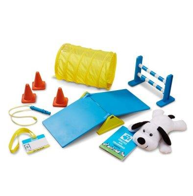 Melissa & Doug Trick and Training Puppy School Playset-Jouets LOL Toys