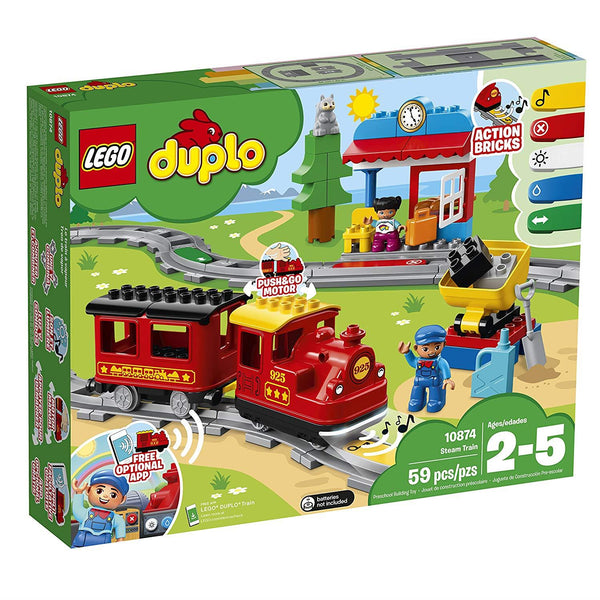 Lego Duplo Steam Train - 10874 - Jouets LOL Toys